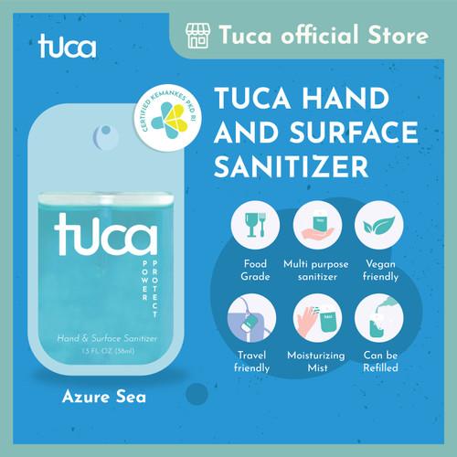 Foto Produk Tuca Hand and Surface Sanitizer - Azure Sea - Food Grade dari Tuca Official Store