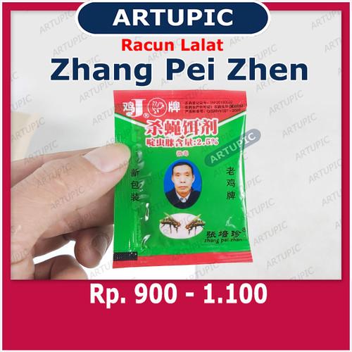 Foto Produk Zhang Pei Zhen Racun Lalat Original Obat Basmi Lalat Zhang Pei Zhen dari ArtupicPeralatanPeternak