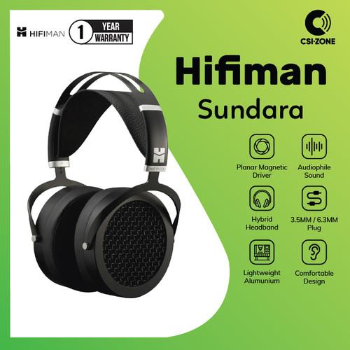 Foto Produk Hifiman Sundara Open Back Planar Magnetic Headphone dari csi-zone