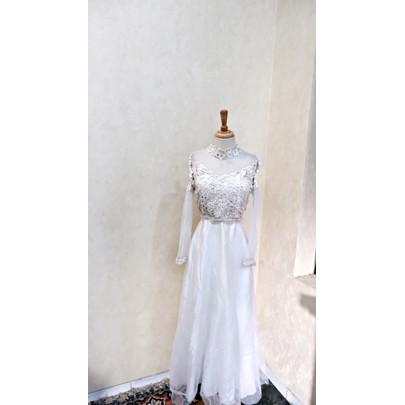 Foto Produk RAMADAN SALE - Dress/Gamis/Baju Pesta/Baju Lebaran R002-08 dari jakahong studio
