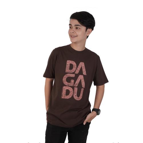 Foto Produk Kaos Dagadu Aseli Official - KLPD Dagadu Doodle - S dari Dagadu Official Shop