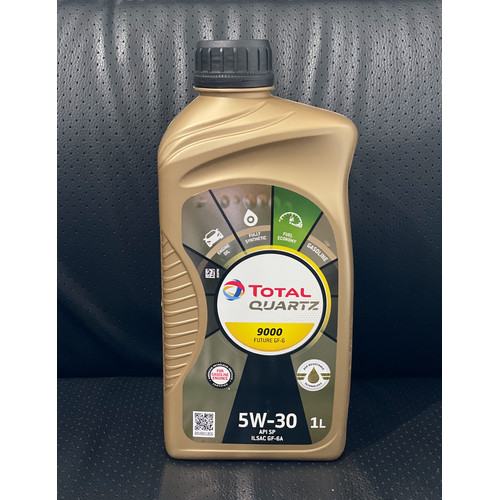 Foto Produk Oli Total Quartz 9000 Future 5w30 1 Liter dari Lubricants Pelumasindo