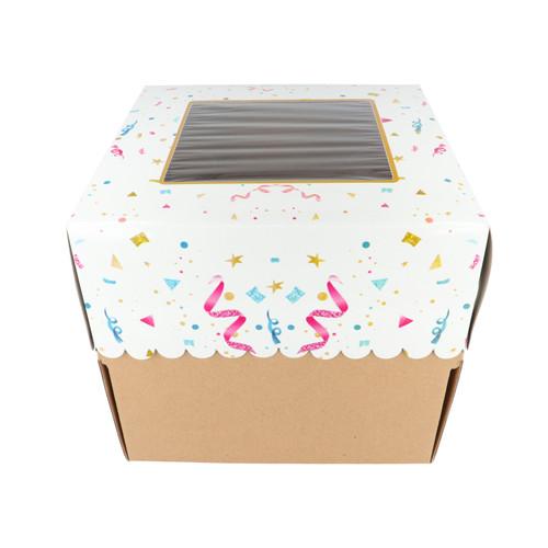 Foto Produk CAKE BOX PARTY 30X30X20 CM FP dari TitanBaking