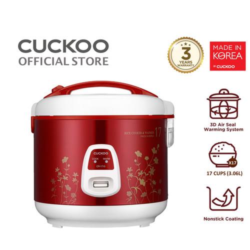 Foto Produk CUCKOO CR-1713 MECHANICAL Rice Cooker, Made In KOREA dari CuckooIndonesia