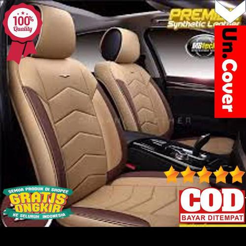 Foto Produk V-3 Sarung Jok Mobil Avanza 2011-2012 Xenia 2011-2012 Bahan Kulit dari Ismiyati Suti