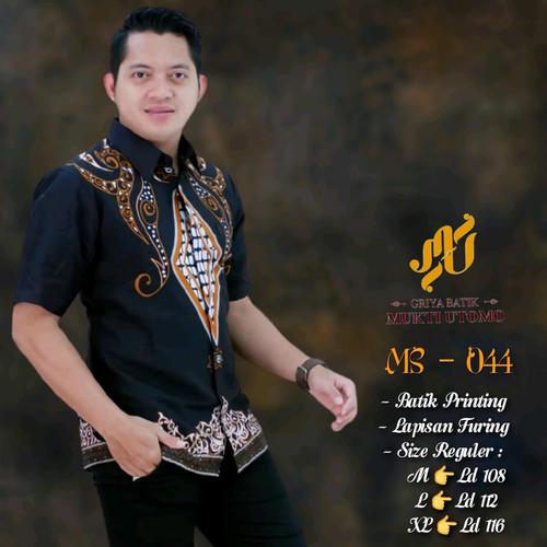 Foto Produk kemeja batik utomo premium dari Jivan Batik