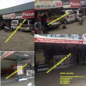 Foto Produk SARUNG JOK ISUZU PANTHER BAHAN FERARI dari KRESNA CAR ACCESORIES