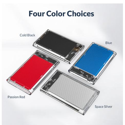 Foto Produk Orico Enclosure 2179C3 HDD Casing Hard Drive 2.5 inch Type C dari PojokITcom Pusat IT Comp
