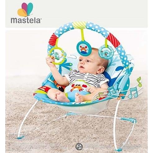 Foto Produk Mastela Baby Bouncer 1 Recline BLUE - 6703 dari Dwinguler Indonesia