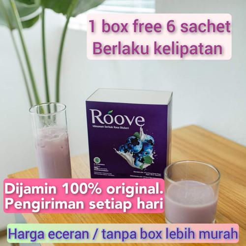 Foto Produk Roove Collagen Drink (20 sachet / box) + free 6 sachet - 1 box + 6 sach dari 63 STUFF