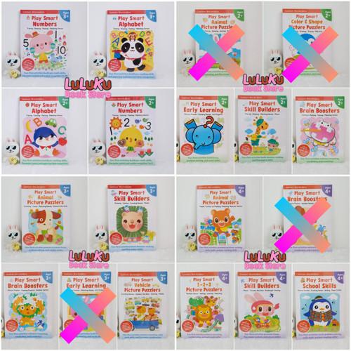 Foto Produk Gakken Workbook Workbooks Play Smart dari LuLuKu Book Store