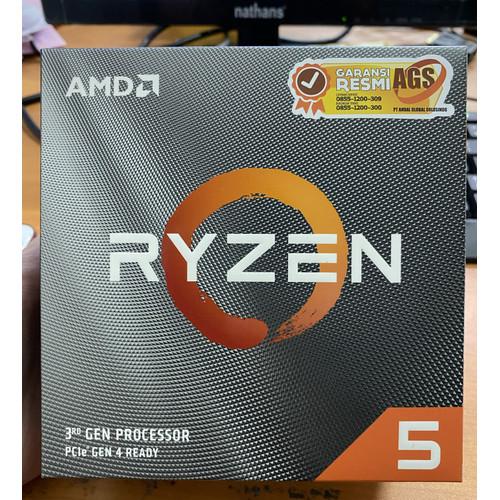 Foto Produk PROCESSOR AMD RYZEN 5 3600 dari iconcomp