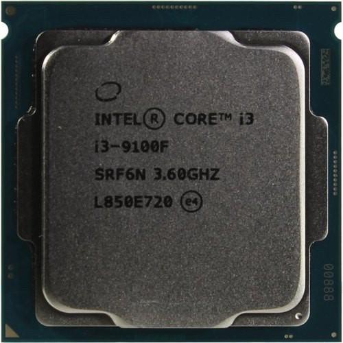 Foto Produk PROCESSOR INTEL CORE I3 9100F TRAY LGA 1151 dari iconcomp