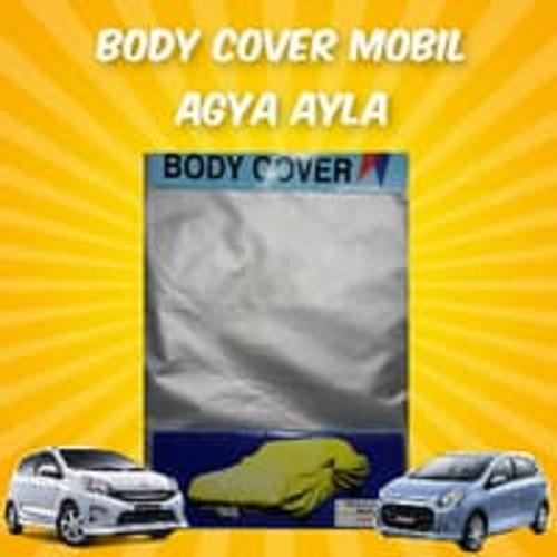 Foto Produk BODY COVER MOBIL Toyota AGYA/Daihatsu AYLA dari KRESNA CAR ACCESORIES