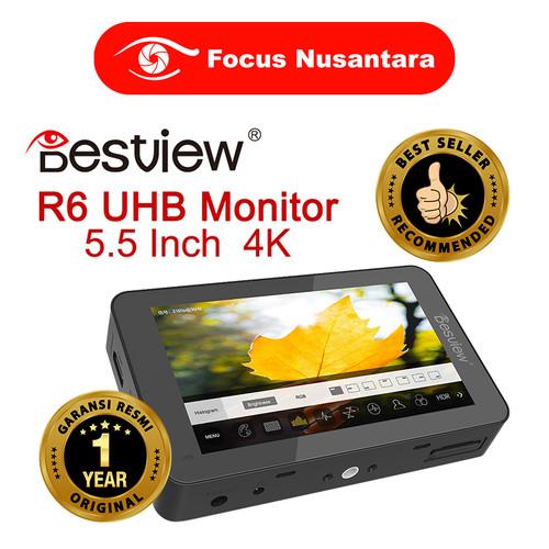 "Foto Produk DESVIEW R6 5.5"" Touchscreen Ultra Bright On-Camera dari Focus Nusantara"