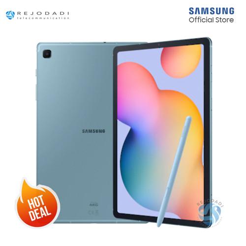 Foto Produk SAMSUNG Galaxy TAB S6 Lite RAM 4/64GB (2020) - Garansi Resmi SEIN - Biru Muda dari Rejodadi Surabaya