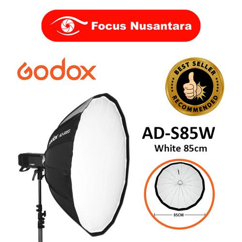Foto Produk GODOX AD-S85W White 85cm Parabolic Softbox for AD400Pro dari Focus Nusantara