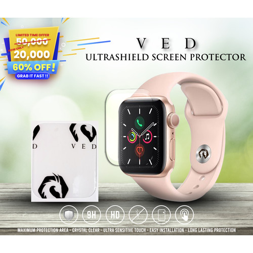 Foto Produk VED Hydrogel Smartwatch - All Type - Anti Gores - Screen Protector - Clear dari Ved Official