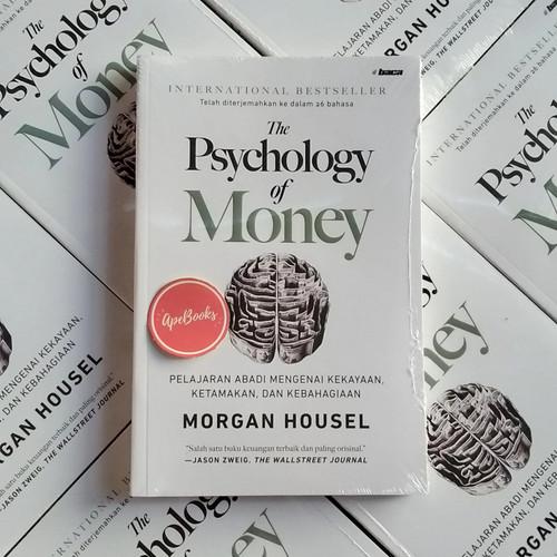Foto Produk Morgan Housel - The Psychology of Money, Bahasa Indonesia (ORI/Asli) dari Toko Buku ApeBooks