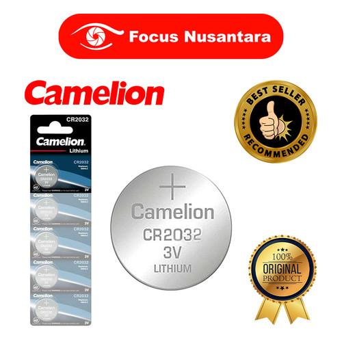 Foto Produk CAMELION CR2032 3V Lithium Battery dari Focus Nusantara