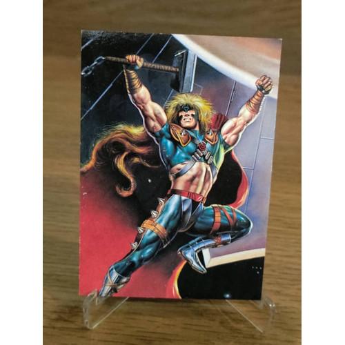 Foto Produk Impact insert DC vs Marvel Thor Emboss trading card dari Charu Toys