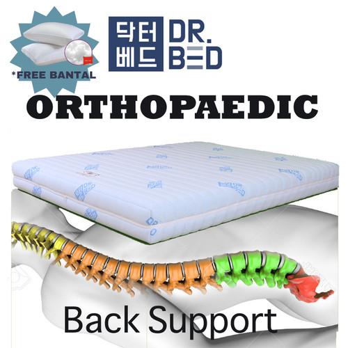 Foto Produk kasur Dr.Bed gold ortopedic uk.120x200 dari DR.BED