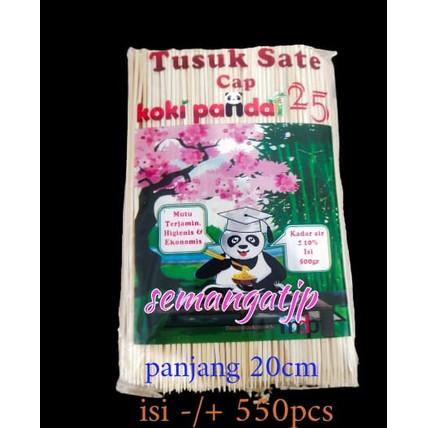 Foto Produk TUSUK SATE PANDA 500 gr dari semangatjp