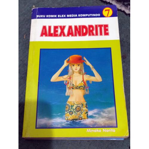 Foto Produk Alexandrite dari Okki Book Online