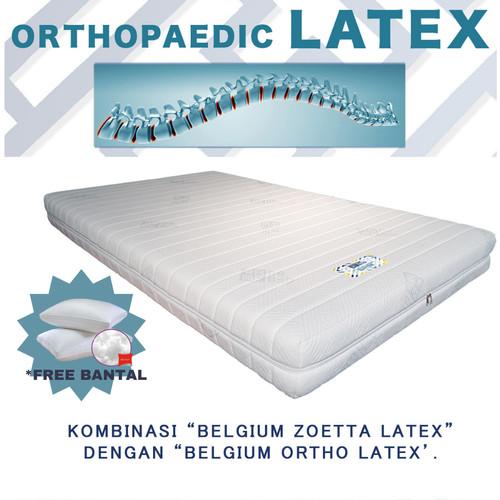 Foto Produk Kasur Orthopedic Latex Ortho DR.BED uk. 120x200 dari DR.BED