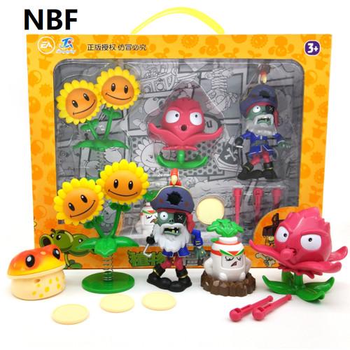 Foto Produk Mainan Anak Plant Vs Zombie Tembak Plants Zombies NBF NBG - NBF 686-38 dari hafami olshop