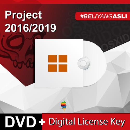Foto Produk Project 2016/2019 Pro - Original License - DVD - Project2016 Pro dari osx.id