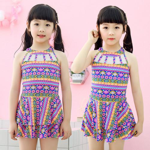 Foto Produk Baju Renang Anak Perempuan 9006 - Purple, M dari Sunnysport