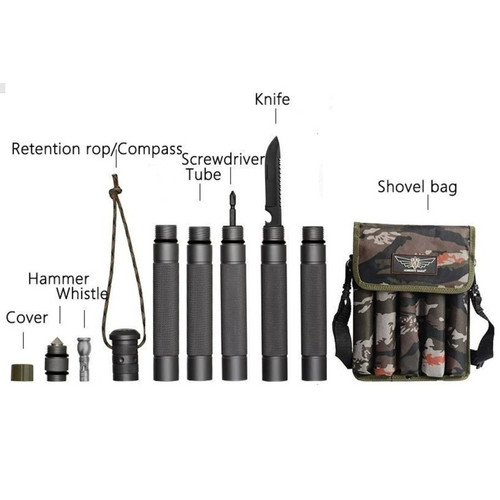 Foto Produk TONGKAT / STICK BELA DIRI BELADIRI CAMPING SURVIVAL SELF DEFENSE dari DO OFFICIAL STORE