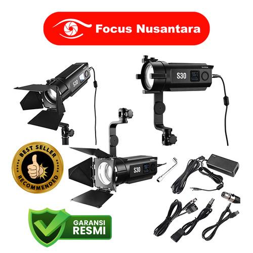 Foto Produk GODOX S30 LED Focusing Light dari Focus Nusantara