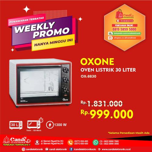 Foto Produk OVEN OXONE OX-8830 OX-8830 dari Candi Elektronik Solo