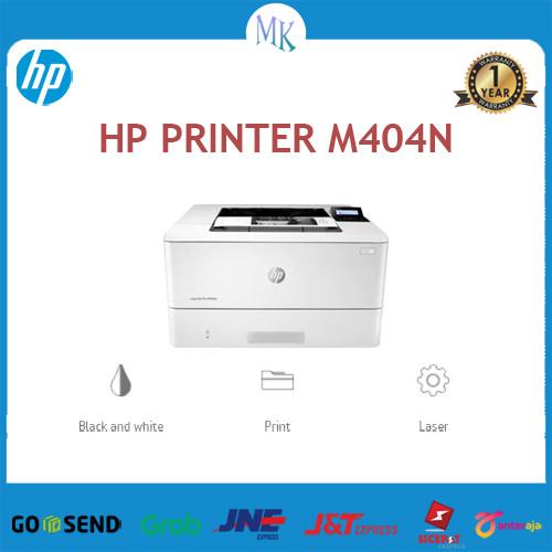 Foto Produk HP Printer LaserJet Pro M404n (W1A52A) dari Multi Kharisma