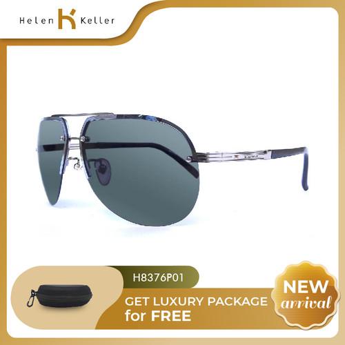 Foto Produk HELEN KELLER - Kacamata Hitam Pria - Anti UV - Polarized - H8376P01 dari Helen Keller Official