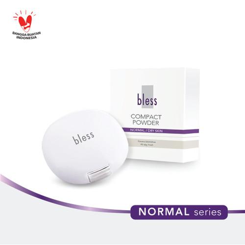 Foto Produk Bless Compact Powder Ivory dari Bless Cosmetics ID