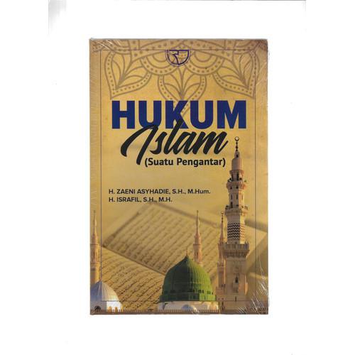 Foto Produk HUKUM ISLAM (SUATU PENGANTAR)-RJK -UR dari Toko Buku Uranus