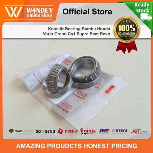 Foto Produk Komstir Bearing Bambu Honda Vario Grand Cs1 Supra Beat Revo dari W4ndey