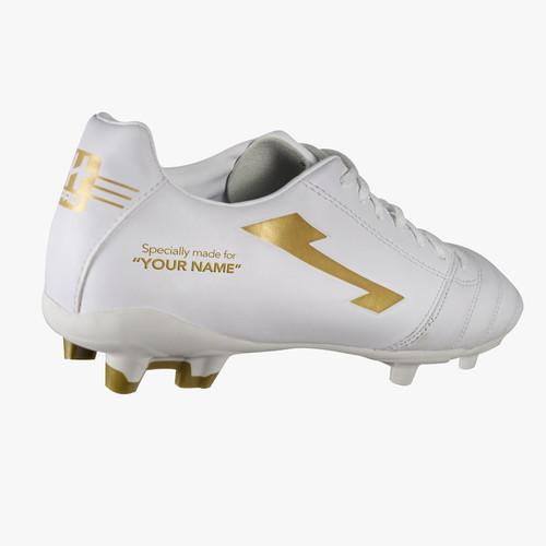 Foto Produk Sepatu Bola H Pro Putih Custom Nama - 38 dari H23 Sports Official