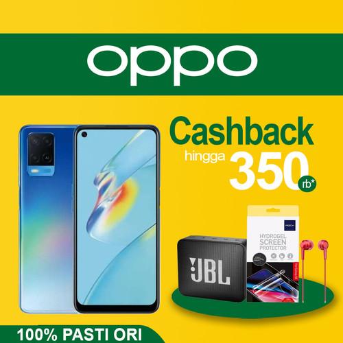Foto Produk OPPO A54 4/64GB Garansi Resmi Oppo A54 6GB 128GB A 54 4 GB 64 GB - 4GB 64GB, Non Bundle dari Dewa Ponsel Rakyat