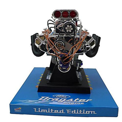 Foto Produk Die Cast Dodge Ford Dragster V8 Engine dari dunia sapi
