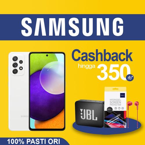 Foto Produk SAMSUNG GALAXY A32 6GB 128GB 6/128 8/128GB Samsung A32 GARANSI RESMI - 6GB 128GB, Non Bundle dari Dewa Ponsel Rakyat