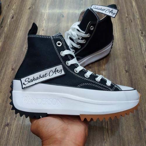 Foto Produk Sepatu Converse Run Star Hike JW Anderson Black dari Sahabat Ary