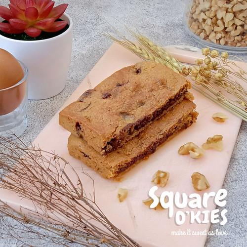 Foto Produk Ovomaltine Chocolate Soft Cookies Square O'kies - Regular dari Square O'kies