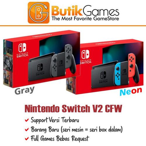 Foto Produk Nintendo Switch Console CFW 256GB Bonus Full Game - 256GB dari Butikgames