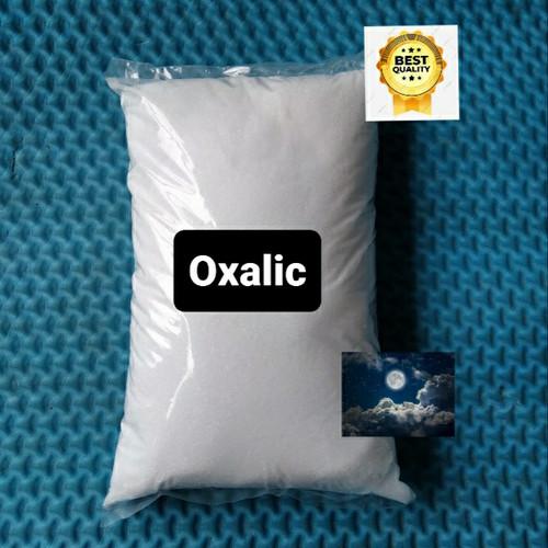 Foto Produk Oxalic Acid / Asam Oksalat / Osasir (1KG) dari Cahaya Bulan Kimia