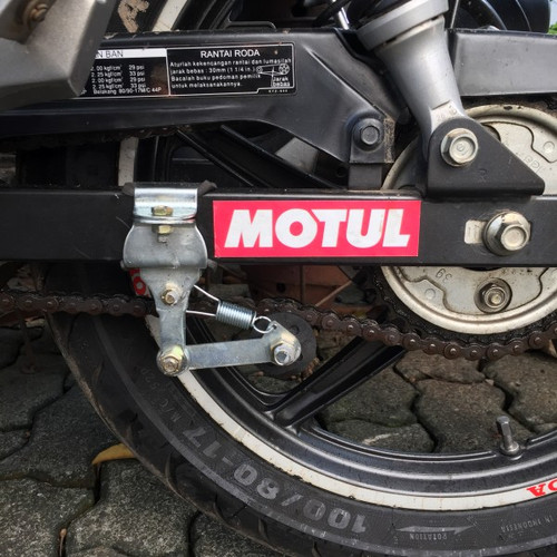 Foto Produk Stabilizer Rantai Rante Chain Guide Penahan Motor Tensioner Stabil rol dari Otomo Shop