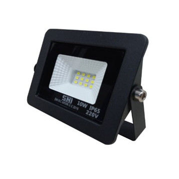 Foto Produk Lampu Sorot LED 10W LED Flood Light 10 W Tembak Outdoor 10 Watt - Putih dari Britplaza